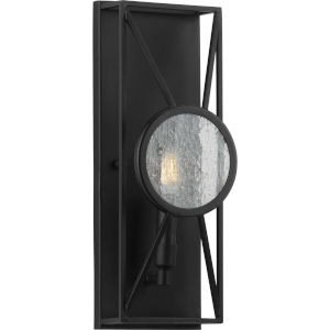 Cumberland Black Five-Inch One-Light ADA Wall Sconce