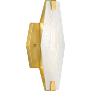 Rae Brushed Bronze Six-Inch Two-Light ADA Wall Sconce