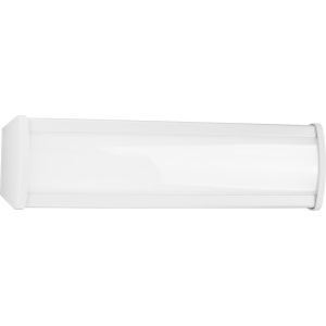 Wraps White 24-Inch LED Wrap Light with White Shade