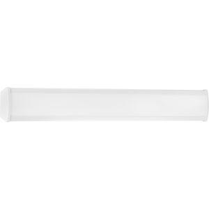 Wraps White 48-Inch LED Wrap Light with White Shade