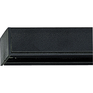 P9104-31: Black Track 48-Inch Light Section