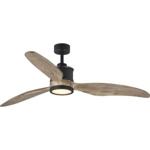 Farris Graphite 60-Inch LED One-Light Ceiling Fan