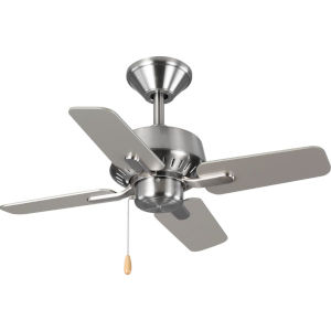 Drift Brushed Nickel 32-Inch Ceiling Fan