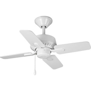 Drift White 32-Inch Ceiling Fan