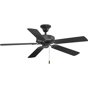 P2501-143: Air Pro Graphite 52-Inch Ceiling Fan