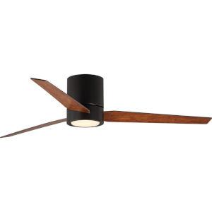 Braden Bronze 56-Inch LED One-Light Ceiling Fan