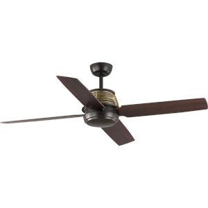 Shaffer Bronze 56-Inch Ceiling Fan