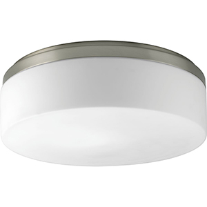 P350077-009-30: Maier LED Brushed Nickel Energy Star LED Flush Mount