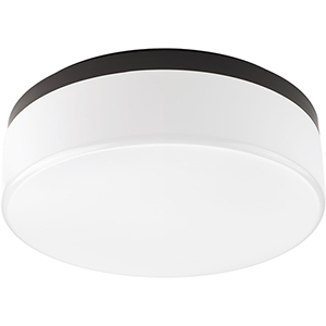 P350077-020-30: Maier LED Antique Bronze Energy Star LED Flush Mount