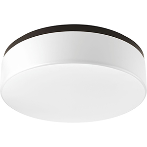 P350078-020-30: Maier LED Antique Bronze Energy Star LED Flush Mount
