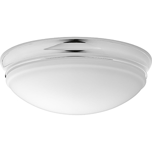P350101-015-30: Polished Chrome Energy Star LED Flush Mount