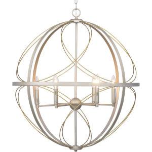 Brandywine Silver Ridge Six-Light Pendant