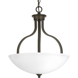 P500071-020: Laird Antique Bronze Three-Light Pendant