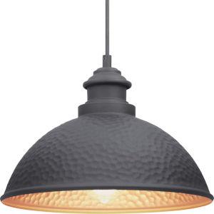 Englewood Black One-Light Outdoor Hanging Lantern
