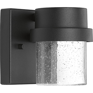 P560073-031-30: Z-1060 Black Energy Star LED Outdoor Wall Sconce