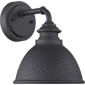 Englewood Black One-Light Outdoor Wall Lantern