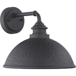 Englewood Black One-Light Outdoor Medium Wall Lantern