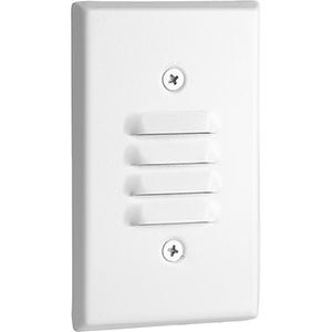 P660003-028-30K: Satin White LED Step Light