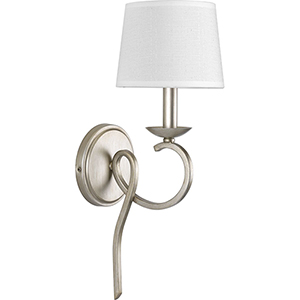 P710029-134: Savor Silver Ridge One-Light Wall Sconce