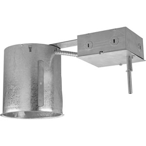 Recessed One-Light Compact Fluorescent Recessed-Housing
