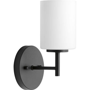 P2131-31 Replay Black 5-Inch One-Light Bath Sconce