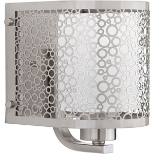 P2161-09 Mingle Brushed Nickel One-Light Vanity