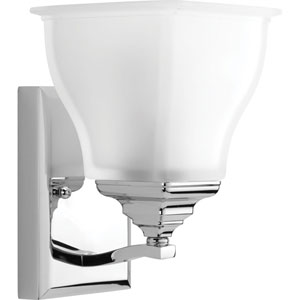 P2175-15 Callison Polished Chrome One-Light Vanity