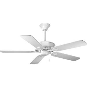 P2503-30W:  52-Inch White Energy Star Ceiling Fan
