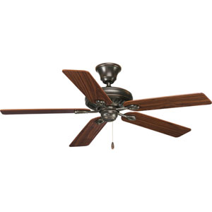 P2521-20:  52-Inch Antique Bronze Energy Star Ceiling Fan