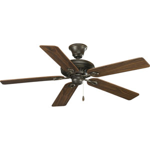 P2521-77:  52-Inch Forged Bronze Energy Star Ceiling Fan
