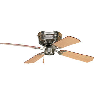 AirPro Hugger Brushed Nickel Ceiling Fans