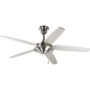 AirPro Brushed Nickel Ceiling Fans