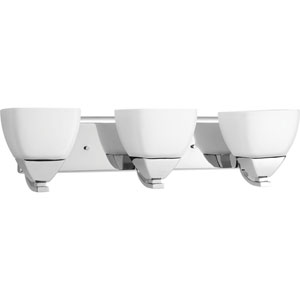 P2702-15 Appeal Polished Chrome Three-Light Vanity
