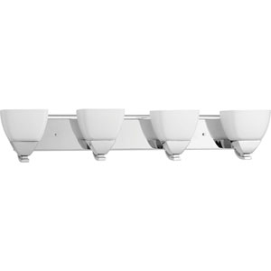 P2703-15 Appeal Polished Chrome Four-Light Vanity