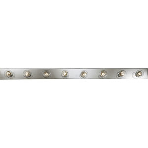 P3118-15:  Broadway Polished Chrome Eight-Light Bath Fixture