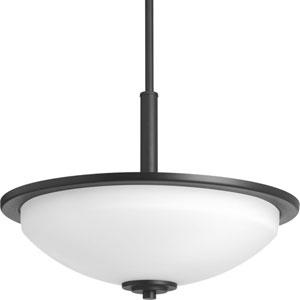P3450-31 Replay Black 17-Inch Three-Light Pendant