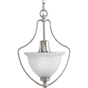 P3792-09:  Madison Brushed Nickel One-Light Pendant