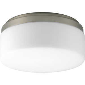 P3910-0930K9 Maier Brushed Nickel 9-Inch One-Light LED Flush Mount