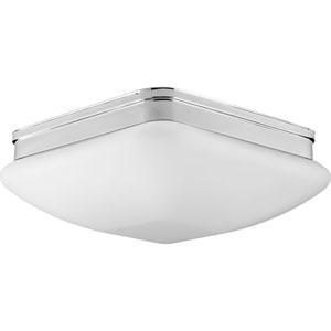 P3992-15 Appeal Polished Chrome Three-Light Flush Mount