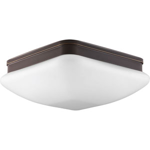P3992-20 Appeal Antique Bronze Three-Light Flush Mount