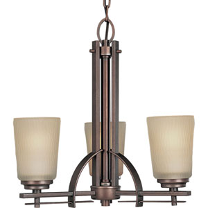 P4212-88:  Riverside Three-Light Chandelier
