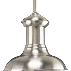 P5023-09:  Brookside Brushed Nickel Mini Pendant