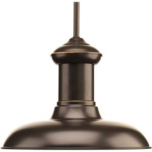 P5024-2030K9 Brookside Antique Bronze 12-Inch One-Light Energy Star LED Pendant