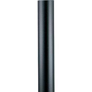 P5390-31:  Black Aluminum Post