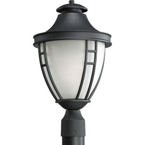 P5402-31:  Fairview Black One-Light Outdoor Post Mounted Lantern