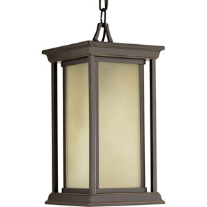 P5500-20 Endicott Antique Bronze One-Light Outdoor Pendant