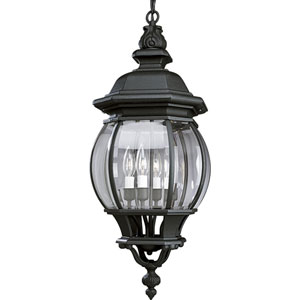 P5501-31:  Four-Light Hanging Onion Lantern