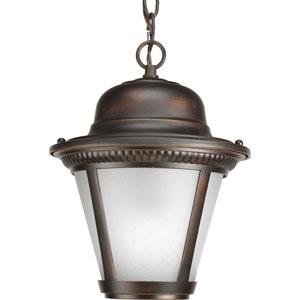 P5530-2030K9 Westport Antique Bronze 9-Inch One-Light Energy Star LED Outdoor Pendant