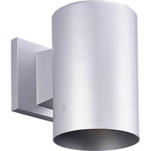 P5674-82:  Metallic Gray One-Light Outdoor Wall Lantern