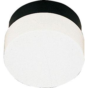 P5710-31:  Hard-Nox Black One-Light Outdoor Flush Mount